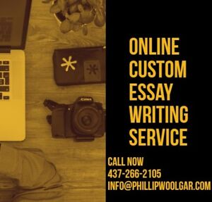Online Essay Writing Services !!