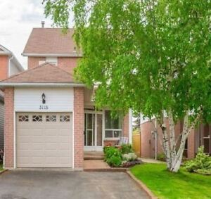 Incredible Opportunity To Own In a Detached in Meadowvale!!
