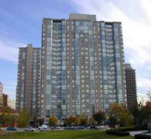 Mississauga Square One Condo - 2 Bed & 2 bath all utilities incl