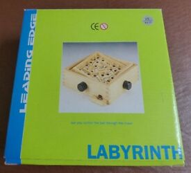 Labyrinth Wooden puzzle Game