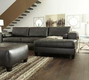 Brand New Ashley Sectional Couch - Payment Plan
