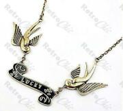 Rockabilly Necklace