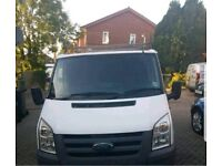 2010 ford transit long mot and tax