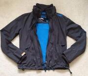 Womens SUPERDRY Jacket Blue