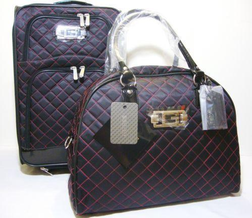 Guess Suitcase Luggage Ebay