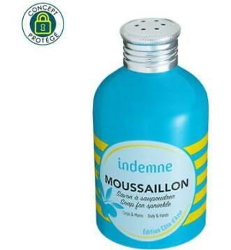 Indemne Mousaillon Poeder Zeep Bio (100g)