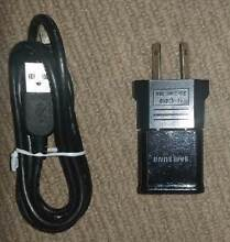 Wall charger and Micro USB cable for Samsung HTC Nokia etc Cairns Cairns City Preview