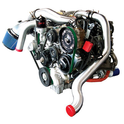 06-10 Chevy/GMC 6.6L DIESEL PPE 5/40 COMPOUND TURBO KIT.