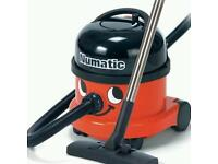Brand new numatic hoover sealed in box