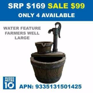 WATER FEATURE - FARMERS WELL