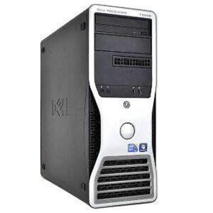 Dell T5500 Tower Server 2xIntel X5650, 72GB RAM