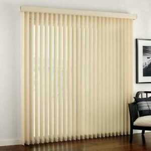Vertical Blinds for Patio Door - perfect condition