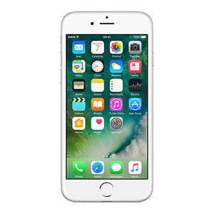***WHITE/SILVER IPHONE 6 16GB [FACTORY UNLOCKED]***