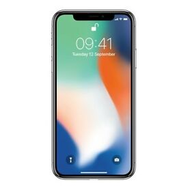 IPhone X 256 GB Silver - New