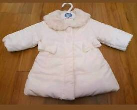 Special Day Coat 3-6mths
