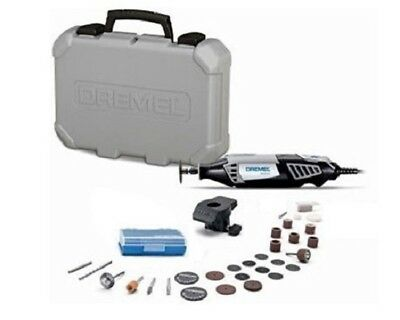 Dremel 4000-DR Rotary Tool Kit High Performance Variable Speed with accessories ](Doctor Accessories)