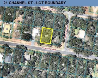 UNDER CONTRACT - Land for sale  - $20,999