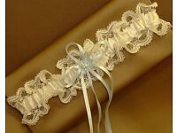 Amanda Wyatt Bridal Wedding Garter 08 - £10
