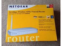 Wireless Firewall Router