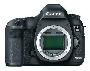 CANON 5D mark III body in great condition
