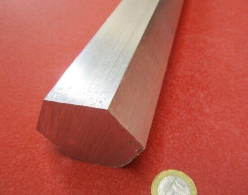 "6061 Aluminum Hex Rod 2.0"" Hex x 3 Ft Length"