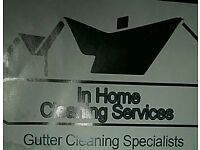 Gutter and conservatory cleaning services