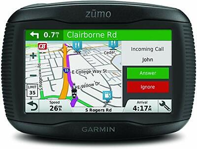 """Garmin zumo 395LM 4.3"""" Motorcycle GPS with Lifetime NA Map Updates 010-01602-00"""