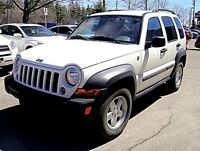 2007 Jeep Liberty Sport SUV, 4WD, Leather City of Toronto Toronto (GTA) Preview