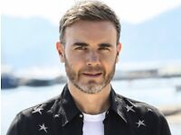 Gary Barlow seated tickets x 4 (or 2 lots of 2)
