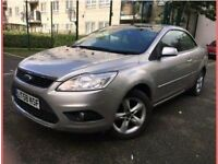 FORD FOCUS CC 1.6 NEW SHAPE CONVERTIBLE CABRIOLET HARDTOP = £1950 ONLY = 3 DOOR COUPE
