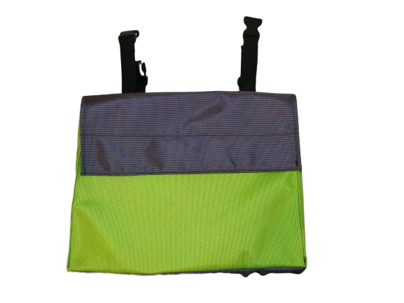 Rollstuhltasche Seitentasche Armlehne bunt Elektro Rollstuhl E-Scooter Qualität