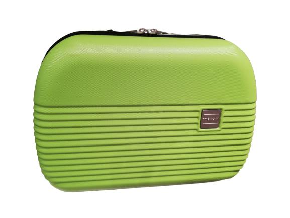 Beauty case Movom rigido ABS con tracolla due scomparti con fascia per trolley