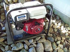 WALLENSTEIN (POWERED BY HONDA) 5000 WATT GENERATOR