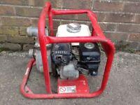 """Hilta, Honda 2""""; water pump petrol"""