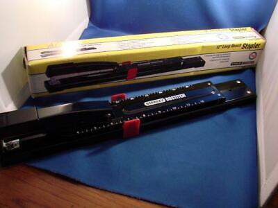 Stanley Bostitch 12 Long Reach Stapler Model B440lr New