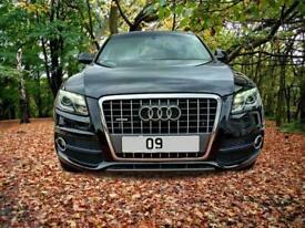 2009 Audi Q5 2.0T FSI Quattro S Line 5dr S Tronic ESTATE Petrol Automatic