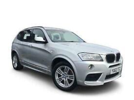 image for 2013 BMW X3 2.0 XDRIVE20D M SPORT 5d 181 BHP Estate Diesel Manual
