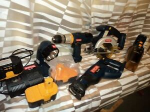 used power tools