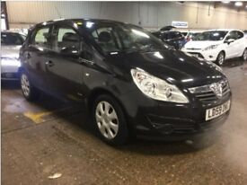 Vauxhall Corsa 1.4 i 16v 5dr Club, Automatic, 1 female owner.