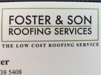 Full or part time roofer required top money paid