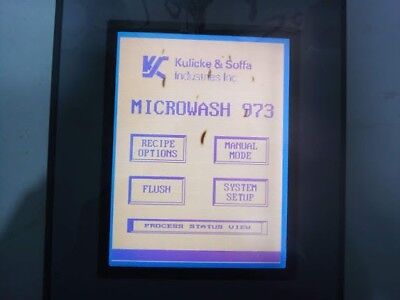 Automation Direct Dp-m321 Touch Screen 9-19413 Rev.3 Operator Interface Dpm321