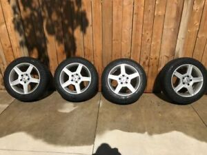Snow Tires Mercedes Benz C250