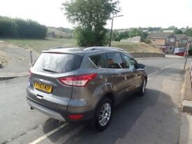 Ford Kuga Titanium, VGC, one owner from new, full service history