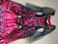 Beautiful dress for Halloween for 7-8 y.o girl