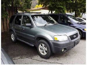 2006 Ford Escape XLT-V6-All Wheel Drive