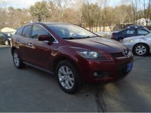 2007 Mazda cx7 one owner low km