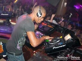Professional Club/Party DJ Manchester! All Genres But R&B/Reggae Specialist! One Love
