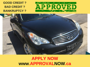 2010 Infinti EX 35 Navigation Backup Camera Sunroof NO ACCIDENTS