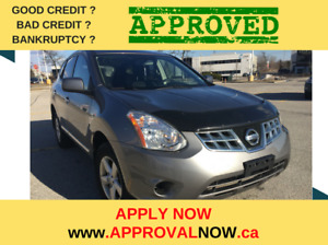 2013 Nissan Rogue - WE FINANCE GOOD AND BAD CREDIT APPLY TODAY !