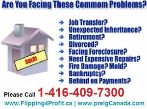 We Buy Houses CASH fast Closing